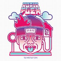 Cover Ronnie Flex - Tankstation