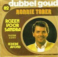 Cover Ronnie Tober - Rozen voor Sandra