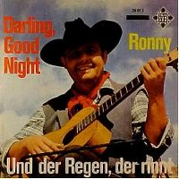 Cover Ronny - Darling, Good Night