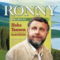 Cover Ronny - Das Beste - Hohe Tannen - Raritäten