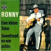 Cover Ronny - Eine kleine Träne