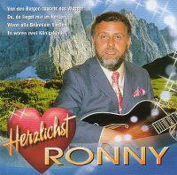 Cover Ronny - Herzlichst