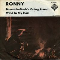 Cover Ronny - Mountain-Music's Going Round