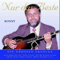 Cover Ronny - Nur das Beste - Die großen Erfolge