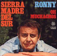 Cover Ronny - Sierra Madre del Sur