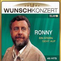 Cover Ronny - Wunschkonzert - Ein Stern geht auf
