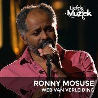 Cover Ronny Mosuse - Web van verleiding