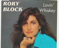 Cover Rory Block - Lovin' Whiskey