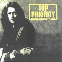 Cover Rory Gallagher - Top Priority