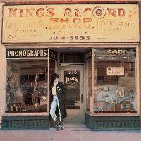 Cover Rosanne Cash - King's Record Shop