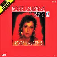 Cover Rose Laurens - Africa (Voodoo Master)