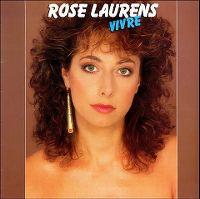Cover Rose Laurens - Vivre