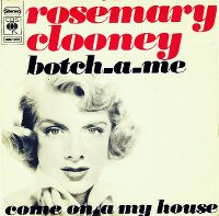 Cover Rosemary Clooney - Botch-A-Me