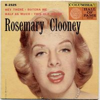 Cover Rosemary Clooney - Hey There
