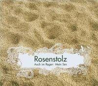 Cover Rosenstolz - Auch im Regen