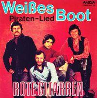 Cover Rote Gitarren - Weißes Boot