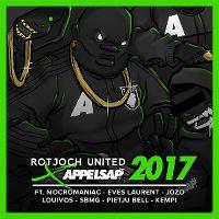 Cover Rotjoch United feat. MocroManiac, Eves Laurent, Jozo, LouiVos, SBMG, Pietju Bell & Kempi - Appelsap 2017