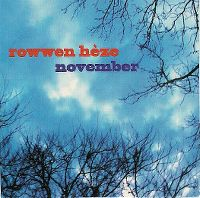 Cover Rowwen Hèze - November