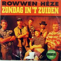 Cover Rowwen Hèze - Zondag in 't zuiden