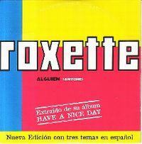 Cover Roxette - Alguien