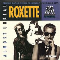 Cover Roxette - Almost Unreal