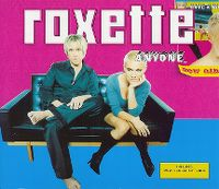 Cover Roxette - Anyone