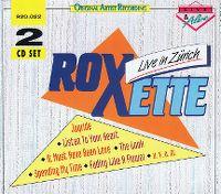 Cover Roxette - Live in Zürich