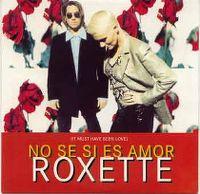 Cover Roxette - No se si es amor