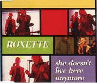 Cover Roxette - She Doesn't Live Here Anymore