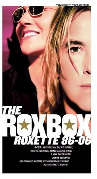 Cover Roxette - The Roxbox - Roxette 86-06
