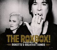 Cover Roxette - The Roxbox! A Collection Of Roxette's Greatest Songs