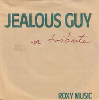 Cover Roxy Music - Jealous Guy