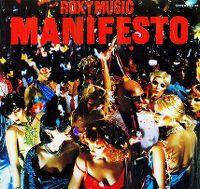 Cover Roxy Music - Manifesto