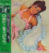 Cover Roxy Music - Roxy Music
