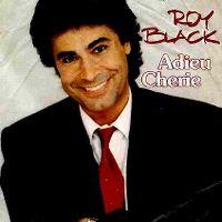 Cover Roy Black - Adieu Chérie