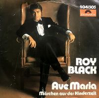 Cover Roy Black - Ave Maria