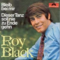 Cover Roy Black - Bleib bei mir