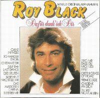 Cover Roy Black - Dafür dank' ich dir