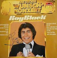 Cover Roy Black - Das große Wunschkonzert