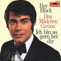 Cover Roy Black - Das Mädchen Carina