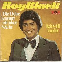 Cover Roy Black - Die Liebe kommt oft über Nacht