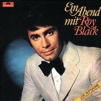 Cover Roy Black - Ein Abend mit Roy Black