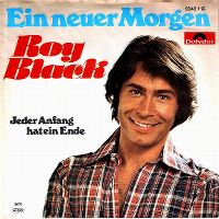 Cover Roy Black - Ein neuer Morgen