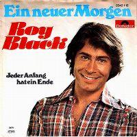 Cover Roy Black - Ein neuer Morgen