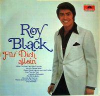 Cover Roy Black - Für dich allein