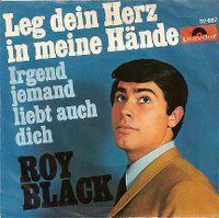 Cover Roy Black - Leg dein Herz in meine Hände