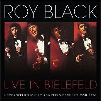Cover Roy Black - Live in Bielefeld