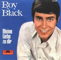 Cover Roy Black - Meine Liebe zu dir