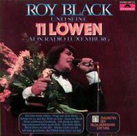 Cover Roy Black - Roy Black und seine 11 Löwen von Radio Luxemburg