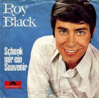 Cover Roy Black - Schenk mir ein Souvenir